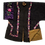 Thumbnail: Antique Embroidered Silk Robe