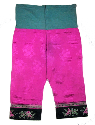 Costume Sil Pants