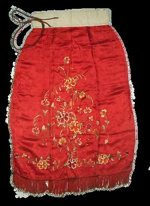 Antique Festive Wedding Skirt
