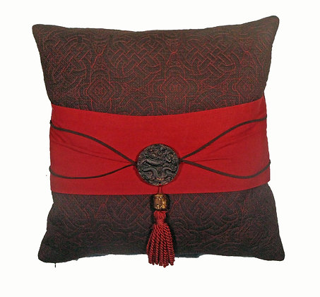 "Natori ""Dynasty"" Pillow with Embellishment"
