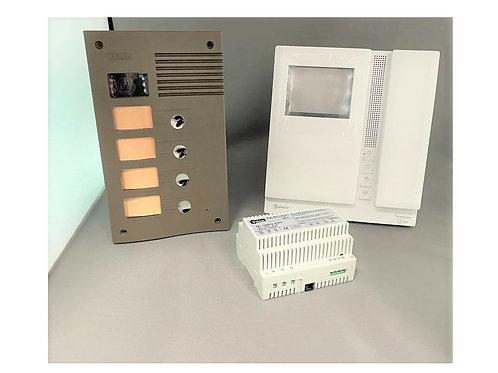 Golmar Mono Video System