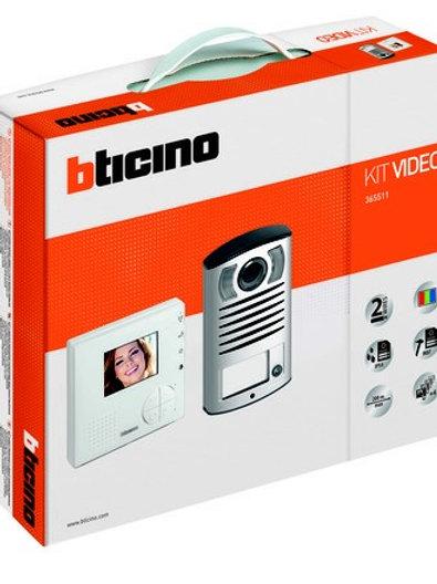 Bticino 365511 2 Wire Video Kit