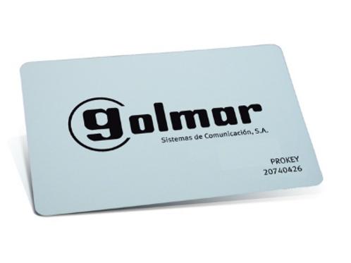 Golmar Prox key proximity card