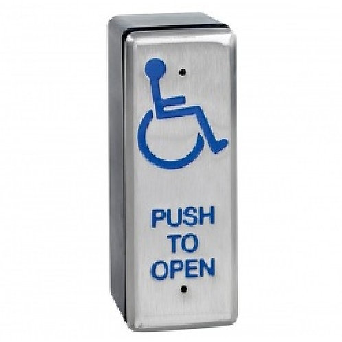 SPB002ND Narrow style Door Release Button.