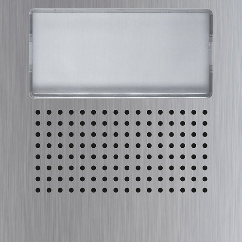 TRADE Golmar Nexa INOX audio/video grille modules