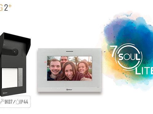 Golmar S5110/ART7 Lite 2 wire video kit