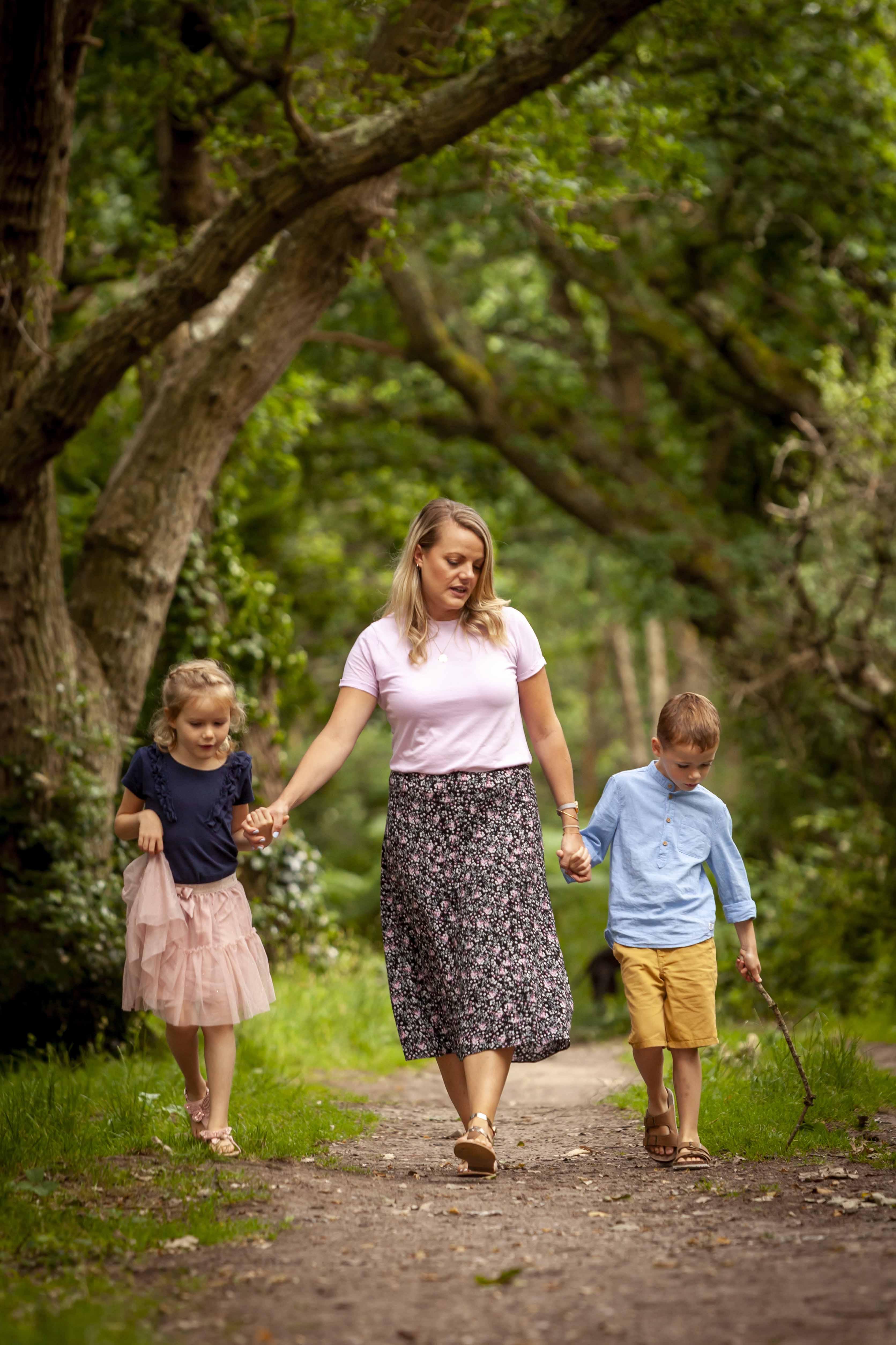 Natural family photos gosport