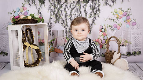 Easter Pop Up Photography Studio