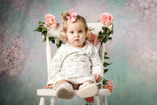 Childrens photo shoot