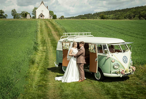 VW Camper Van Wedding, Bride , Groom, Church, Church wedding, wedding photography, wedding photos, Hampshire wedding photography, gosport wedding photography, Outside and Instant Photography