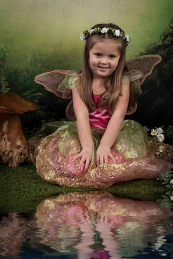 fairy children's photoshoot