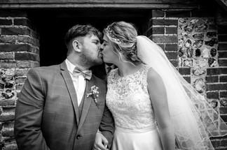 First kiss wedding photography.jpg