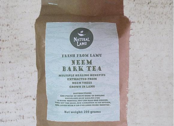 NEEM  BARK TEA