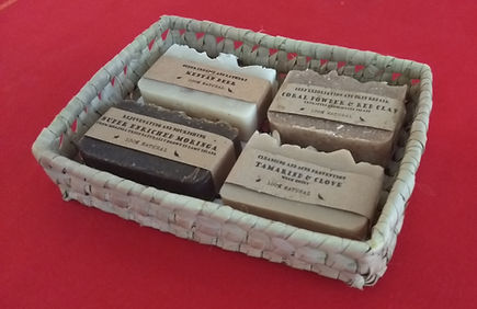 Gift boxes soap