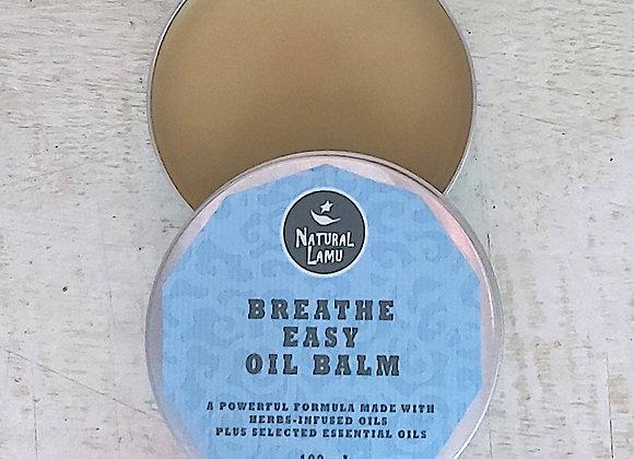 BREATHE EASY OIL BALM