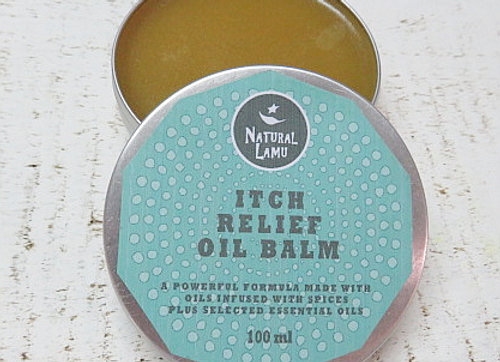 ITCH RELIEF OIL BALM