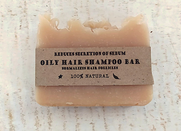 OILY HAIR SHAMPOO BAR