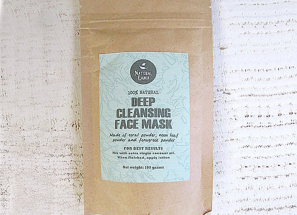 DEEP CLEANSING FACE AND BODY MASK