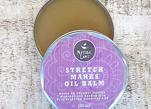 STRETCH MARKS OIL BALM