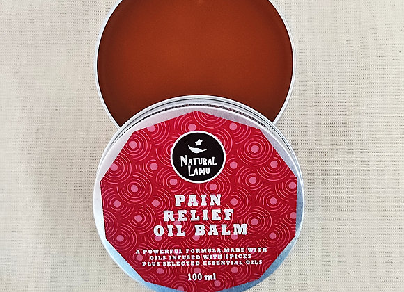 PAIN RELIEF OIL BALM