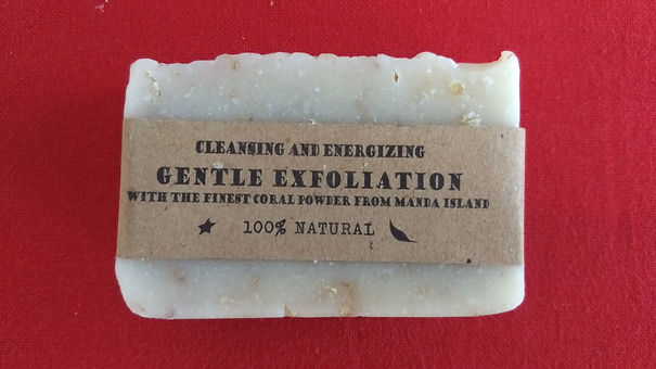 Gentle exfoliation natural sop