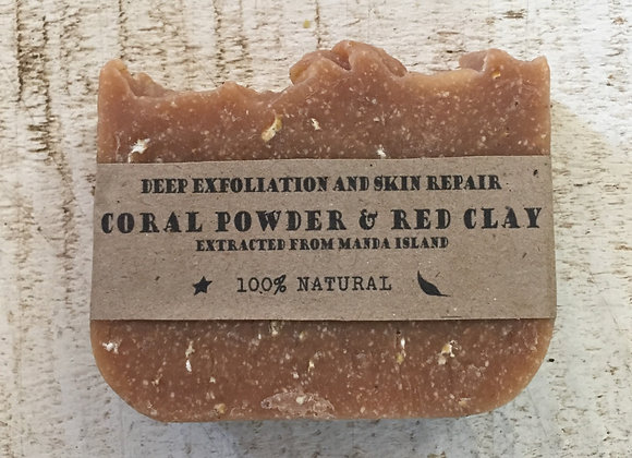 CORAL POWDER & RED CLAY