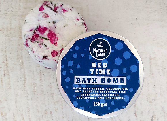 BED TIME BATH BOMB