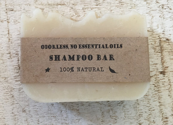 SHAMPOO BAR - SENSITIVE SKIN SOAP