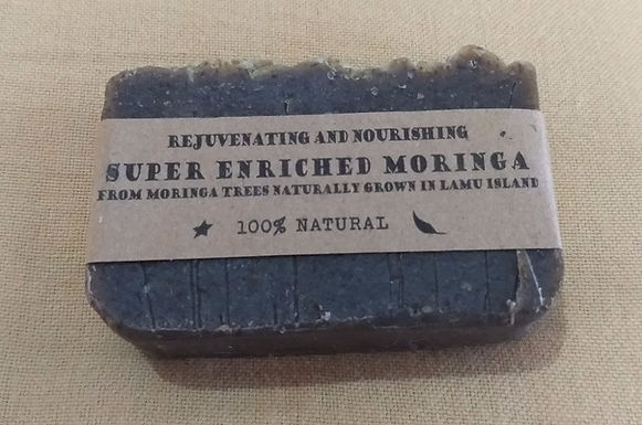Moringa natural soap