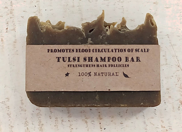 TULSI SHAMPOO BAR