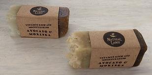 Square hotel natural soap