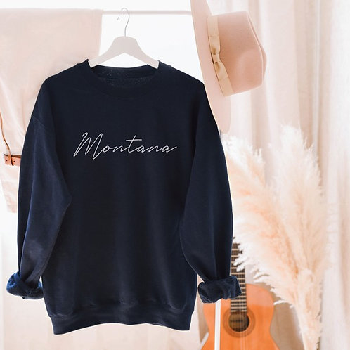 Chic and Sassy Montana Sweatshirt