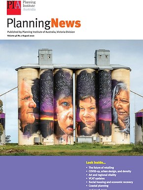 2020 08 - Resilient Communities - Cover.