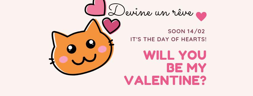 Devine un rêve Saint-Valentin