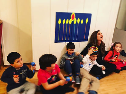 Hanukah Learning Party