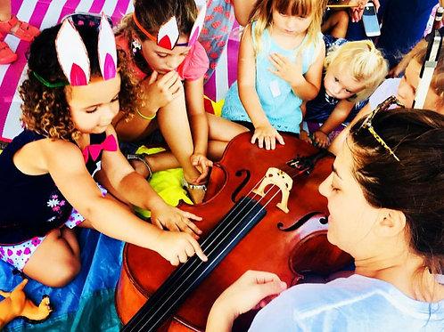 Let's Meet the Orchestra Balboa Park