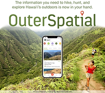 Hawai'i Outdoor Recreation Info is Officially Outerspatial