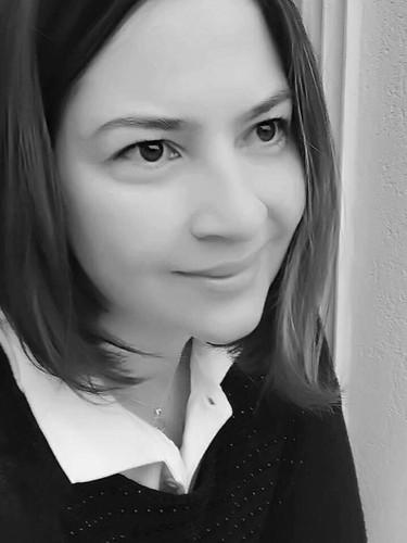Escritora Andréa Palagagi