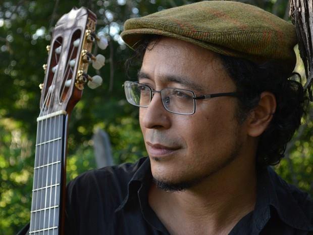 Músico João Omar