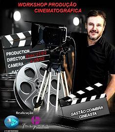 WORKSHOP DE PRODUÇÃO CINEMATOGRÁFICA NA