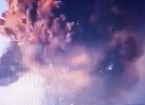 Líbano declara estado de emergência depois da explosão na zona portuária de Beirute.