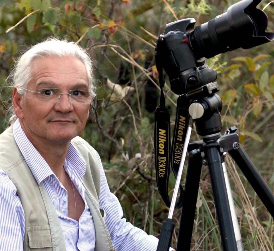 Fotógrafo Paulo de Araújo