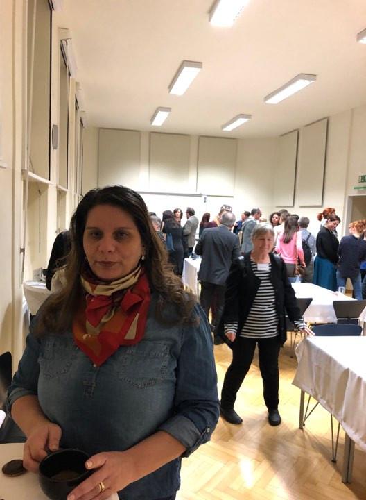 Pedagoga brasileira, Vanessa Noronha Tölle, foi a primeira professora de Português na rede de ensino público na Áustria