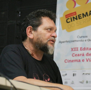 diretor e cineasta Geraldo Cavalcanti