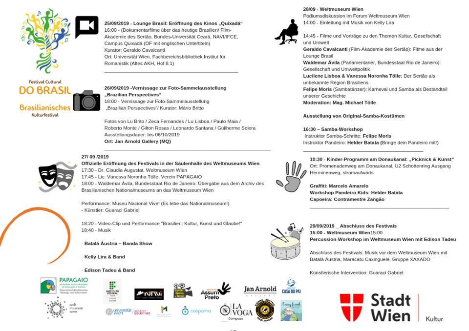 VII.Brasilianisches Kulturfestival Wien