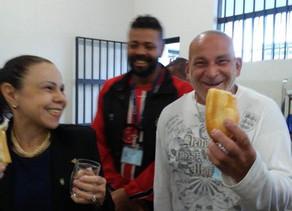 Dra. Uilma Augusta, a baiana que coordena projetos de ressocialização nos presídios