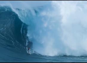 Carolina Brasil foi ao Havaí e entrevistou um dos surfistas brasileiros mais respeitados do mundo.
