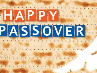 Stay Healthy This Passover