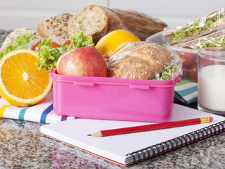 Lunches: Pack Smart not Sweet