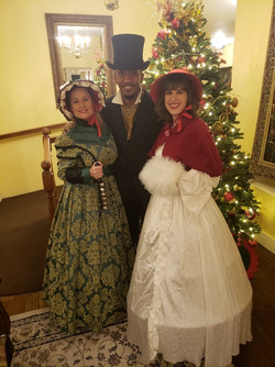 Jolly Holiday Caroling Group